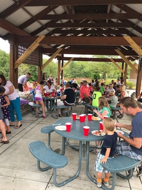 Back to School Picnic Lunch